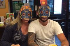 Shirleys-Cafe-masks-couple